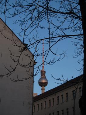 Pete Meyer - Berlin Fernsehturm